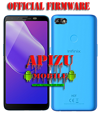 DOWNLOAD INFINIX X606 OFFICIAL FIRMWARE WORKING & TESTED 100
