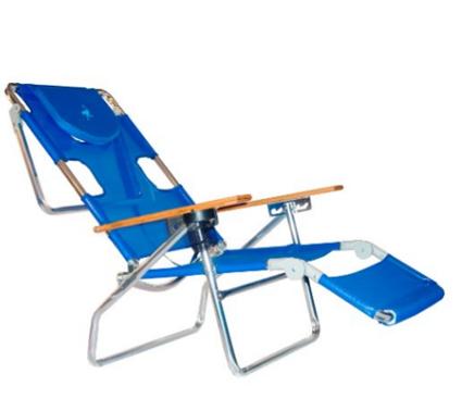 Ostrich 3-in-1 Chair, Blue