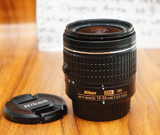 Jual AF-P Nikon 18-55mm VR