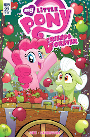 MLP Friends Forever #27 Comic