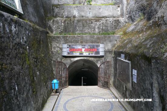 Destinasi Wisata Situs Sejarah Lubang Jepang Bukit Tinggi