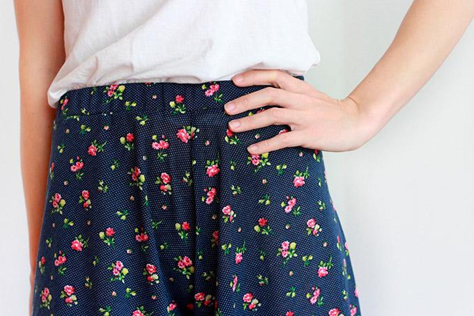 como-hacer-falda-pantalón-corto-vuelo