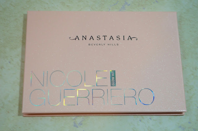 Anastasia Beverly Hills Nicole Guerriero Glow Kit Swatches