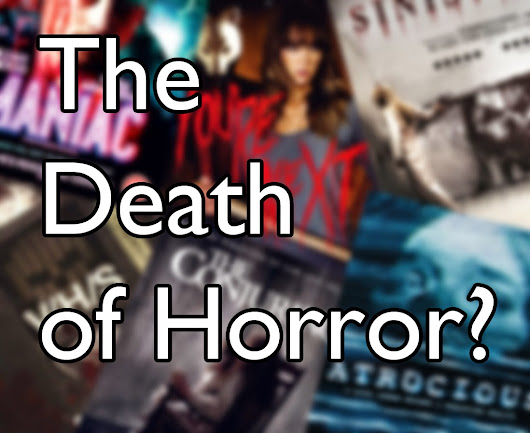 obscurendure: Feature - The Death of Horror? - Part 4