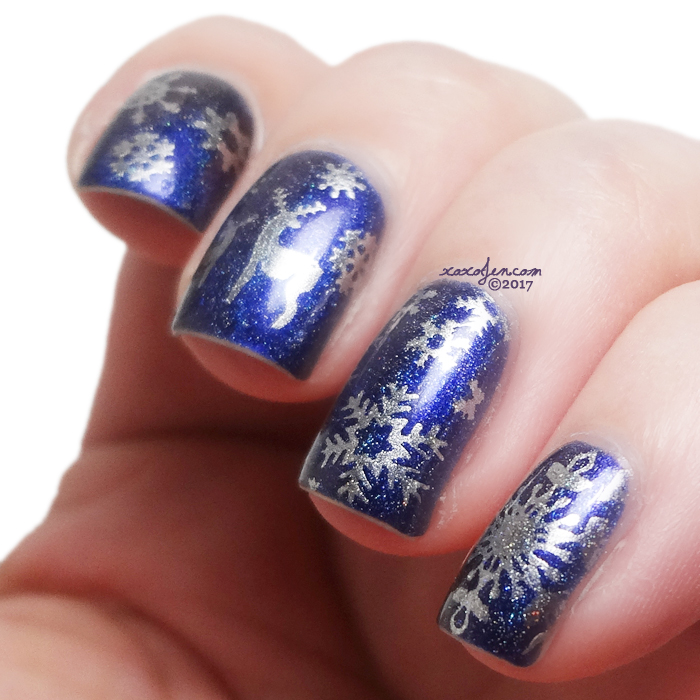 xoxoJen's swatch of 2017 Winter Stamping
