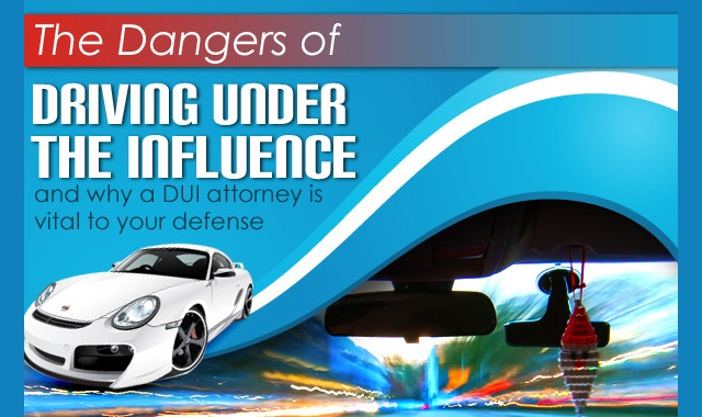 Image: The Dangers of Driving Under the Influence #infographic