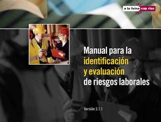 Manual IPER identificacion de peligro y evaluación de riesgos