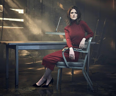 The Good Fight Season 3 Rose Leslie Image 1