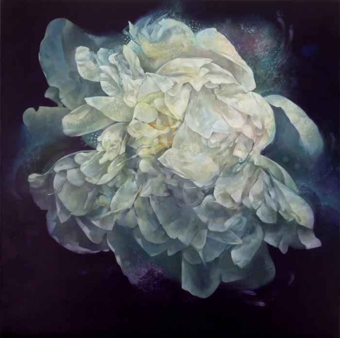 Рисунки цветов. Carmelo Blandino 17
