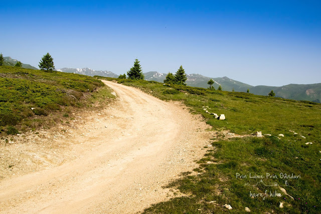 Titov Peak - Macedonia - Right road