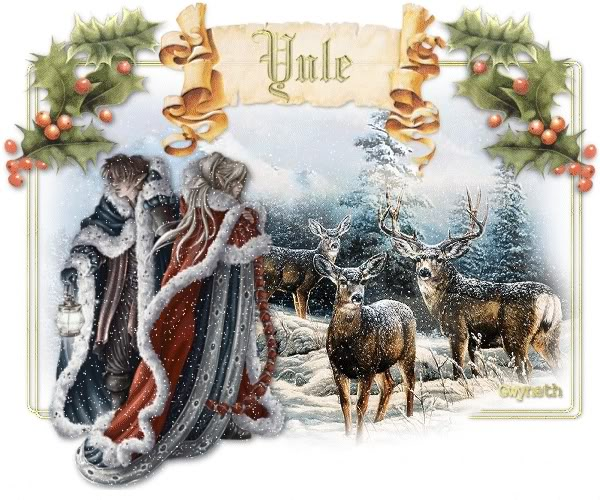 Acbal's Moon: Yule Meaning