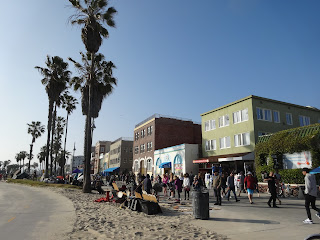 Venice Beach / ベニスビーチ