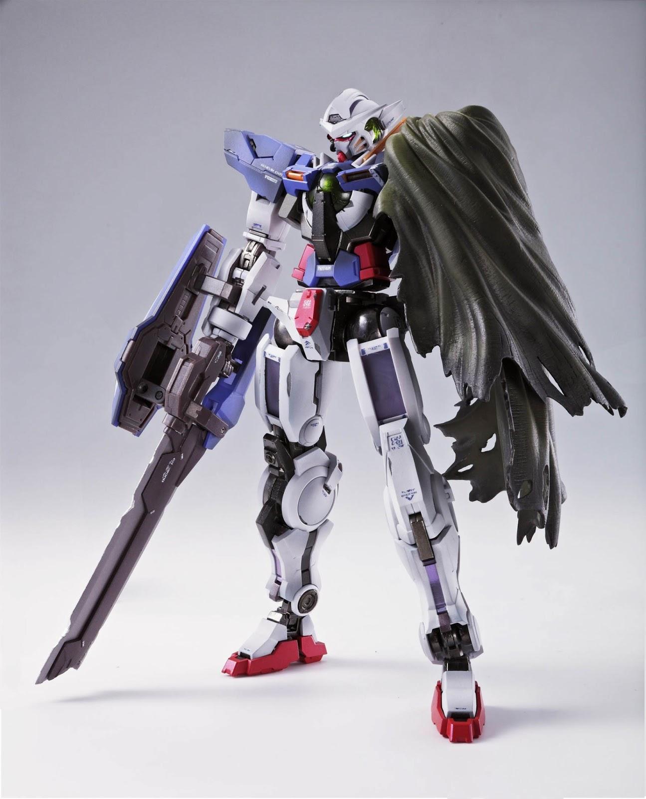 RG 1/144 Gundam Exia Extra Finish Ver. (Plastic Model ...  |Gundam Exia