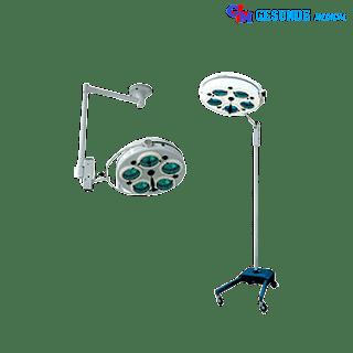 Lampu Operasi Celling Halogen