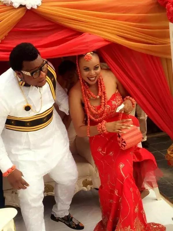 Popular Pastor marries third wife 1