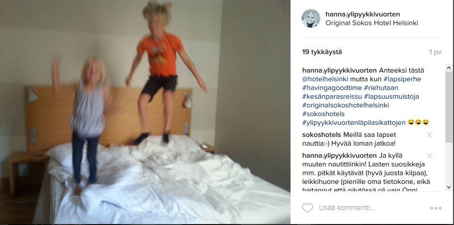 hotelli, Helsinki, lapsiperhe, kesä, Instagram, Suomi, matka, hotelliyö, aamupala