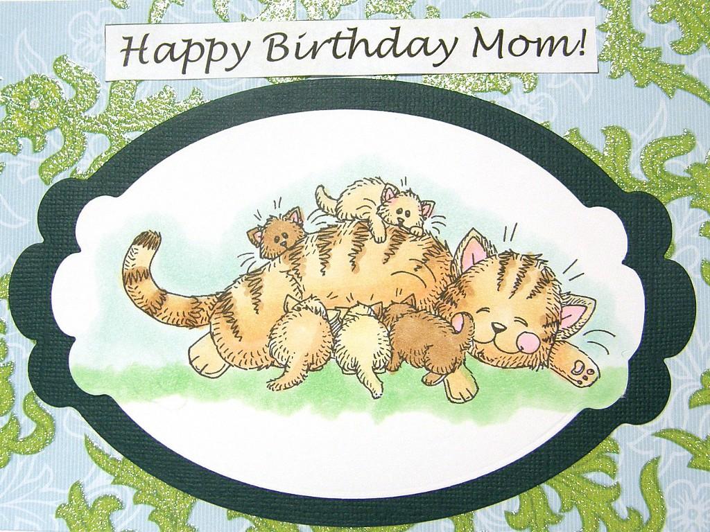 Besplatne E Cards čestitke Sretan Rodjendan Mama