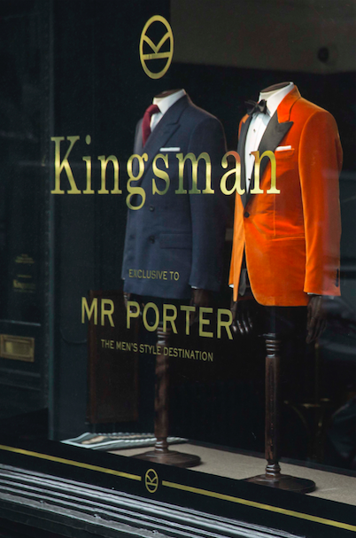 MR PORTER KINGSMAN