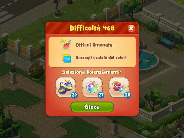 Gardenscapes guida italiana alla app missioni