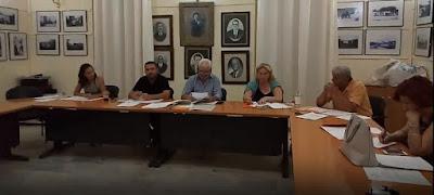 ΚΑΥΤΑ ΘΕΜΑΤΑ ΣΤΟ ΤΟΠΙΚΟ ΣΥΜΒΟΥΛΙΟ ΦΙΛΙΑΤΡΩΝ