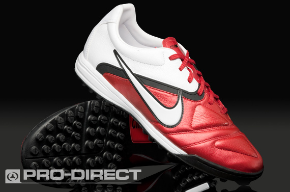 hospital Arriba Produce  futsal style: Futsal Shoes Nike - CTR360 Libretto II TF - Red/White/Black