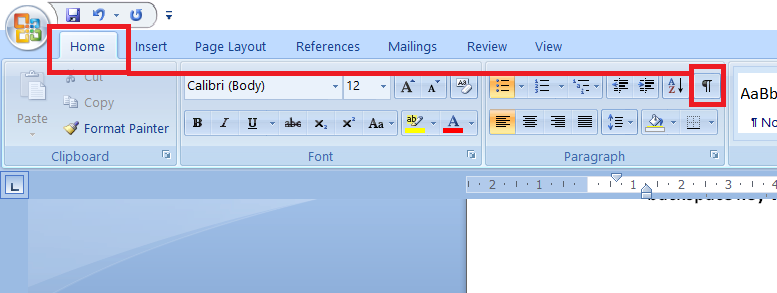 how to delete a page in word 2018