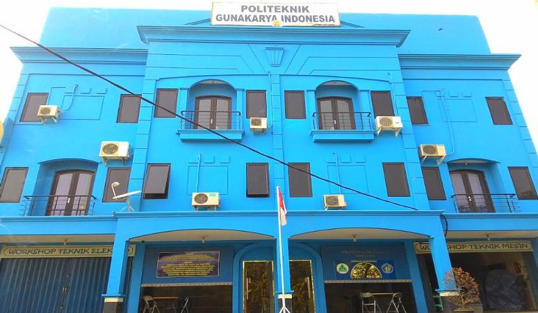 PENERIMAAN MAHASISWA BARU (PGI) 2018-2019 POLITEKNIK GUNAKARYA INDONESIA BEKASI