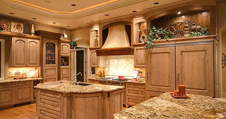 Learn About the Types of Wood Cabinets You Can Have Installed in Your Kitchen