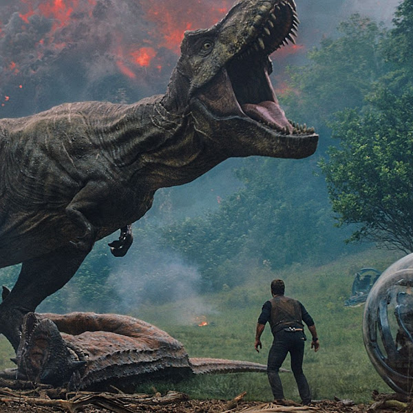 Review Jurassic Park Fallen Kingdom