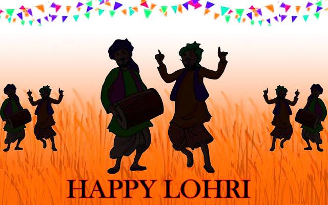 Lohri 2017 Images