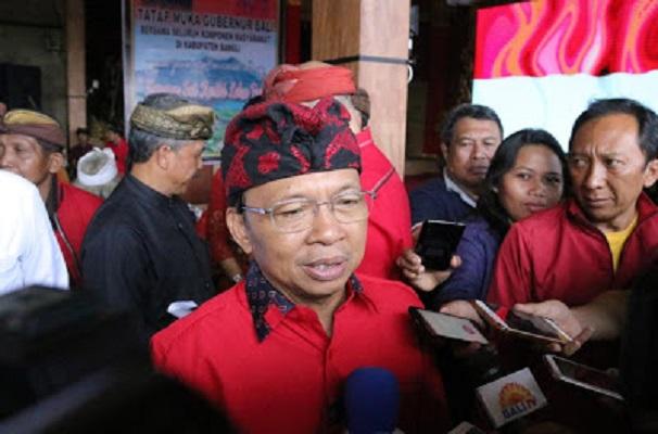 Gubernur Bali: Bangli akan Kami Kembangkan Sebagai Kawasan Konservasi