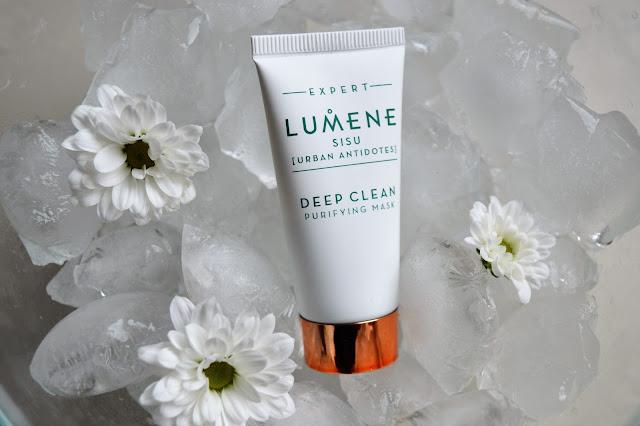 LUMENE SISU EXPERT DEEP CLEAN PURIFYING MASK - Maska oczyszczająco-detoksykująca