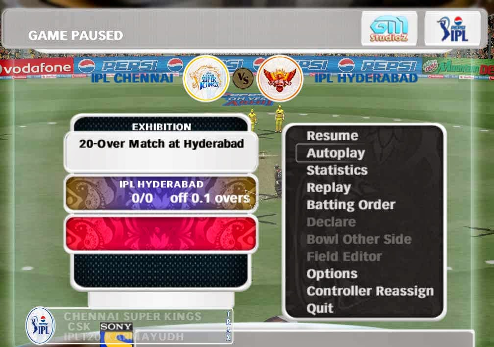Ipl Cricket Game Direct Download - Menteng v