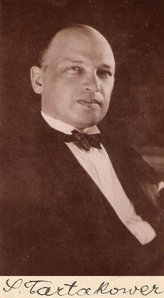 El ajedrecista Savielly Grigorievich Tartakower