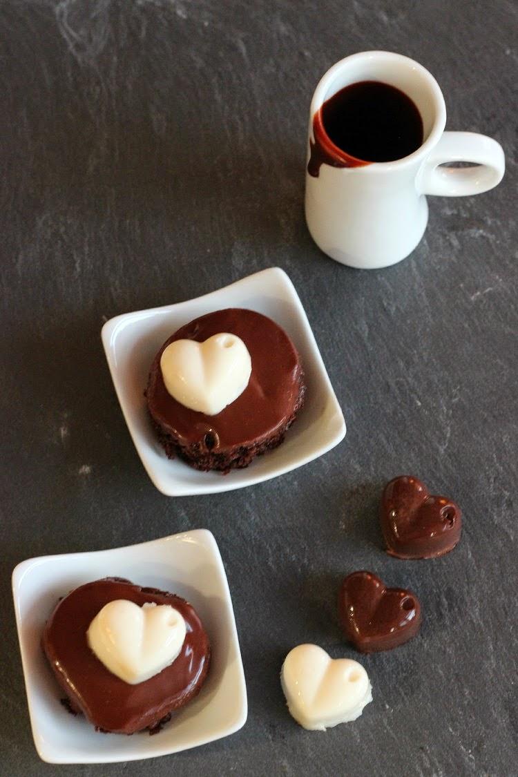 Dos dulces detalles para San Valentin