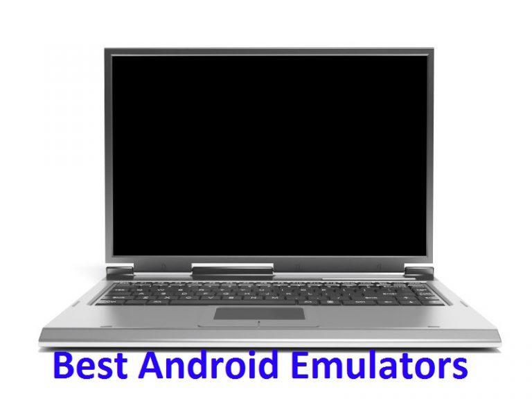 android emulator 768