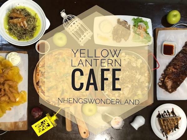 Yellow Lantern Cafe - Lilac, Marikina