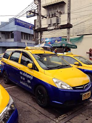 บริการแท็กซี่แวน