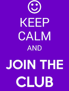 Keep Calm and Join the Club Meme