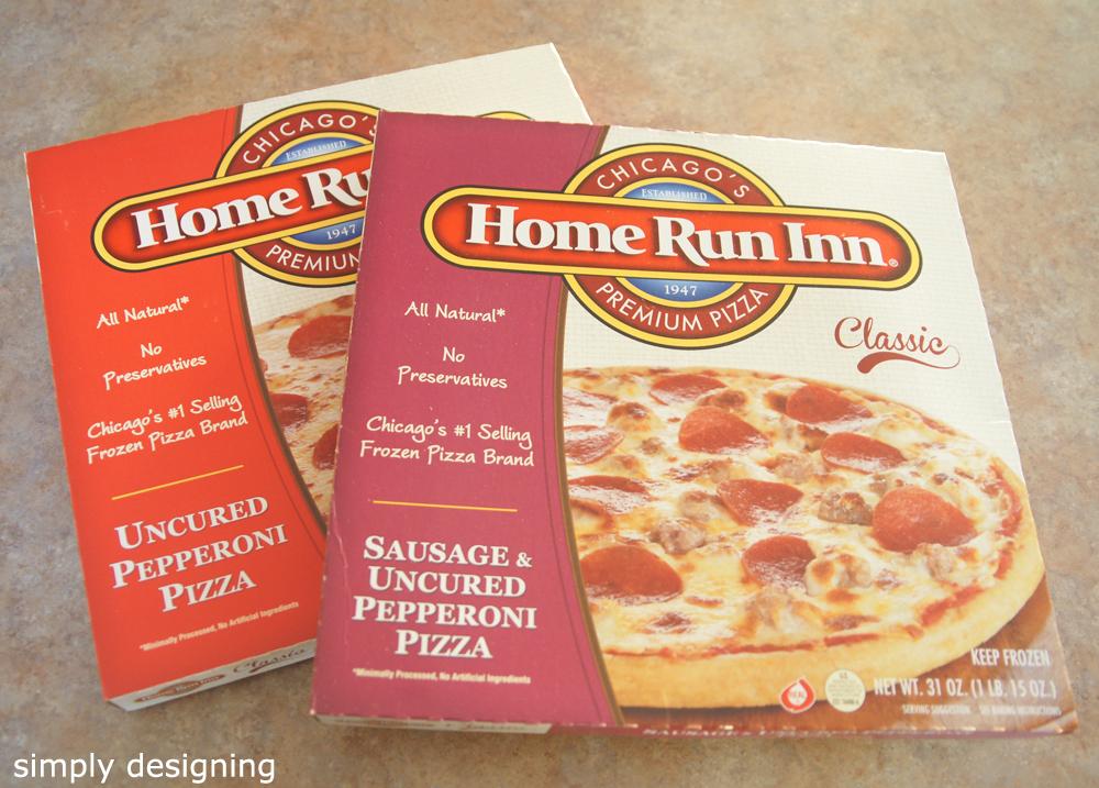 Pizza Night { #HomeRunInn #ad } 9