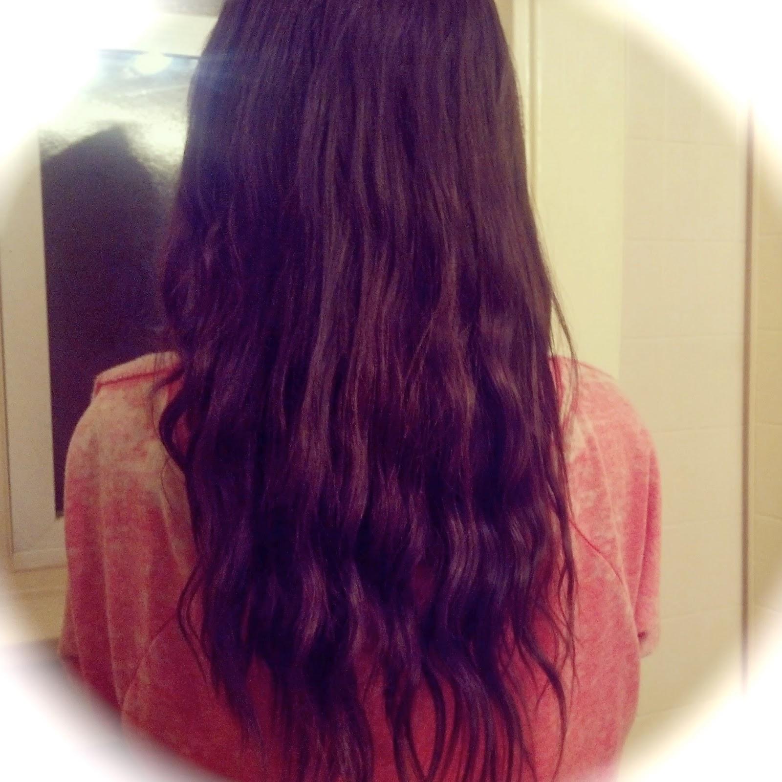 Catastrophe Cosmetic Lush Caca Brun Henna Hair Color Tutorial