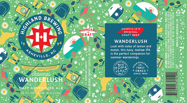 Highland Adding Wanderlush Slow Crush Tart Spritz