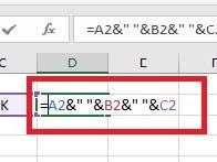 3 Cara Menggabungkan Teks dari Dua Sel atau Lebih pada Excel