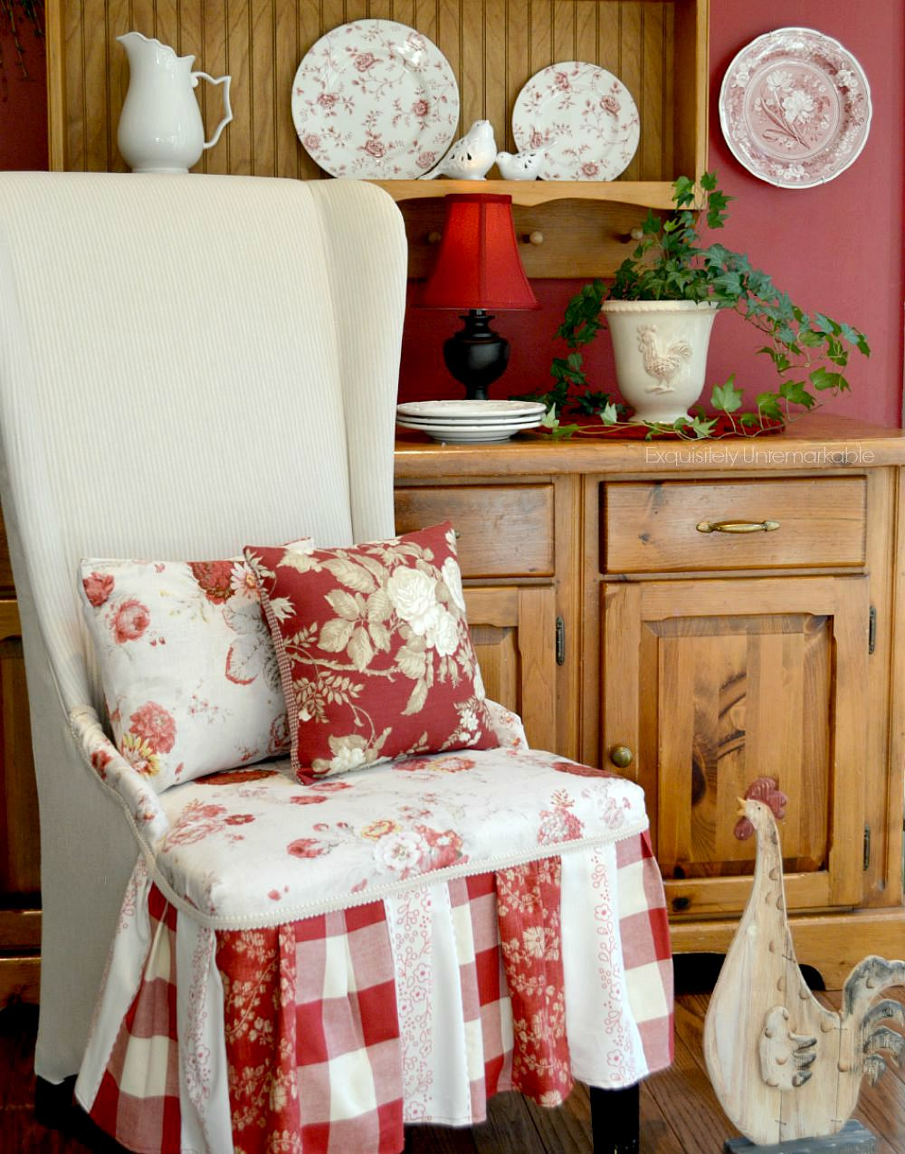 Repair an Upholstered Chair