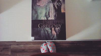 """""""Odmieniec"""" Philippa Gregory"""