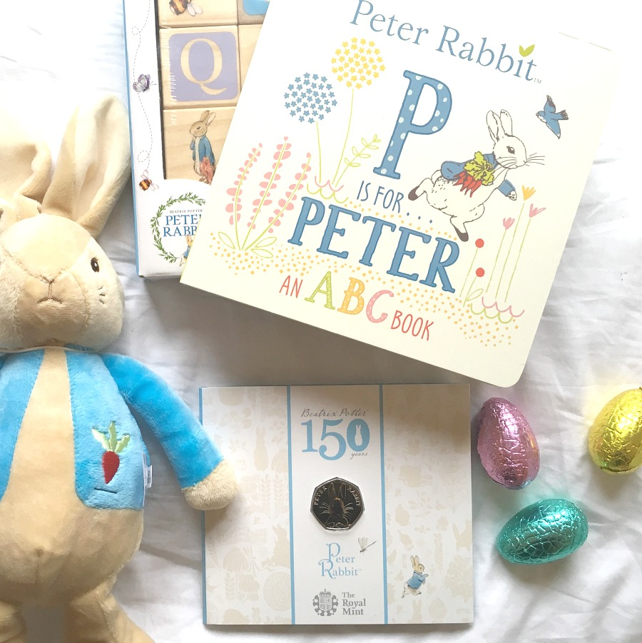 Hop to it…last minute Easter finds featuring Peter Rabbit