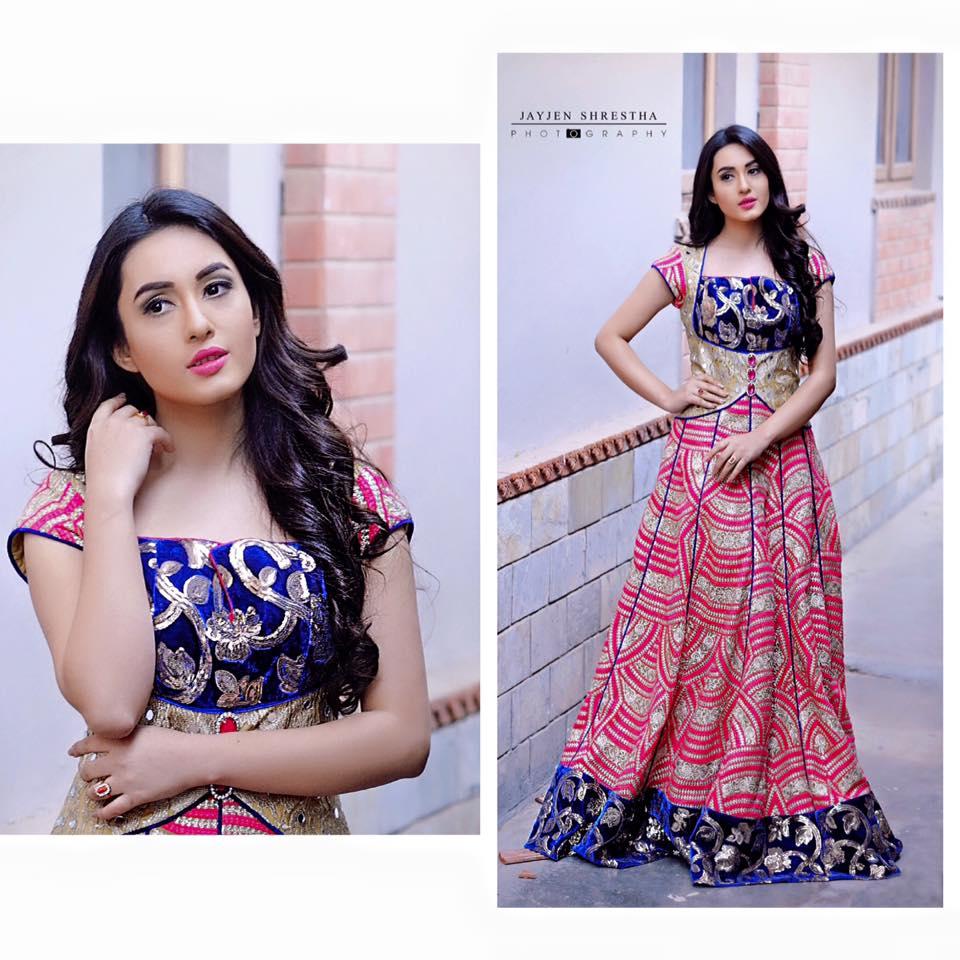 Hot And Sexy Nepali Model Actress Aditi Budhathoki -7014