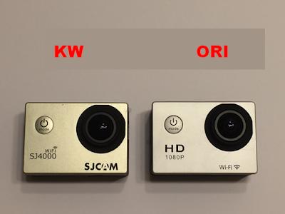 Perbedaan SJCAM SJ4000 Asli dengan Palsu - GudangDrone
