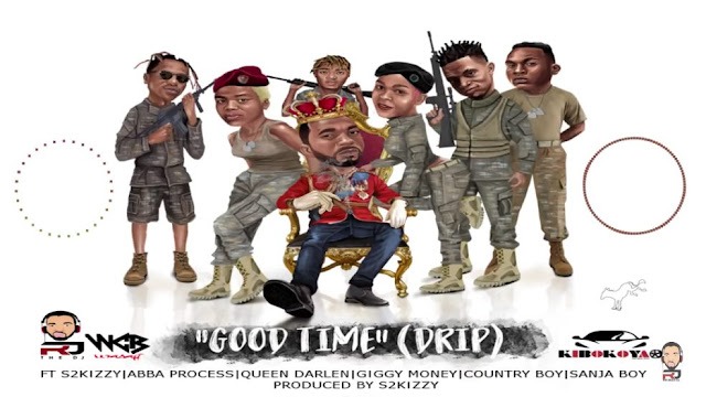 Rj The Dj (Romy Jones) - Good Time Drip Ft. Abba x Country Boy x Giggy Money x sanja Boy & Queen Darleen