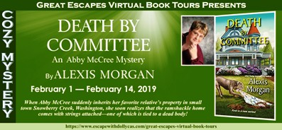 Upcoming Blog Tour 2/8/19